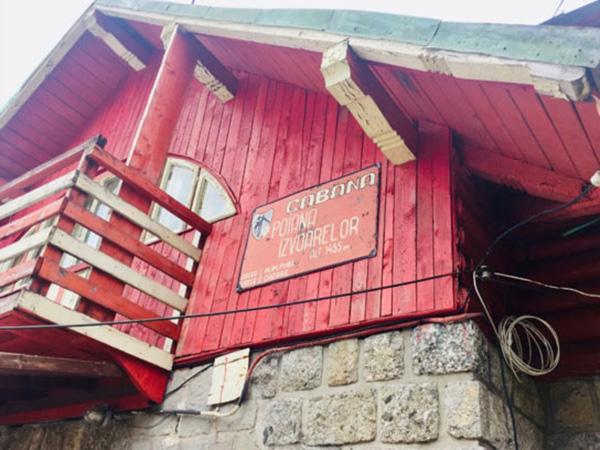Cabana Poiana Izvoarelor
